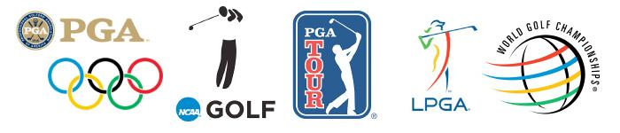 Golf-Logos